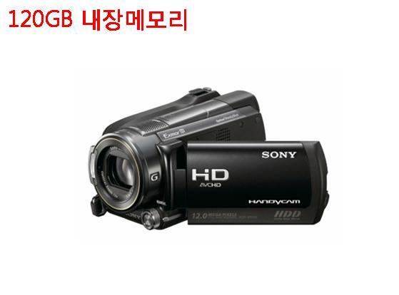 HD캠코더_XR500